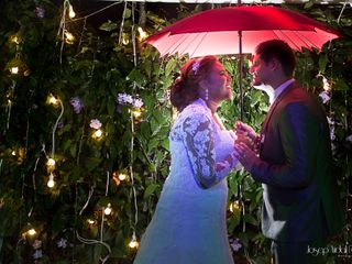 O casamento de Débora e Rafael