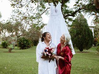 O casamento de Elen e Hugo 1