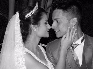 O casamento de Paloma e Henrique