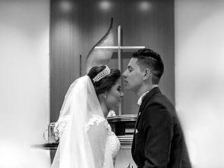 O casamento de Jéssica e Thaynan