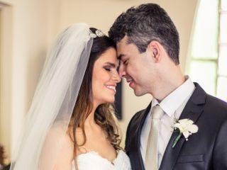 O casamento de Silvia e Marcel