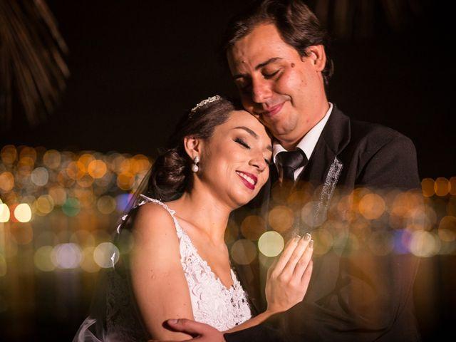 O casamento de Bia e Renato