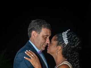 O casamento de Rosa e Wagner 1