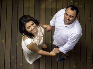O casamento de Adriana  e Adilson