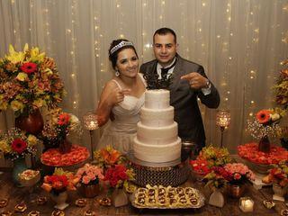 O casamento de Geovana e Junior