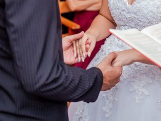 O casamento de Daiana e Claudio 1