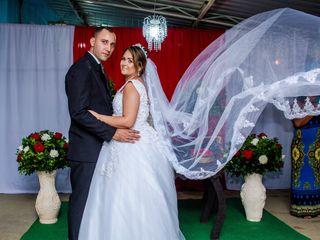 O casamento de Daiana e Claudio