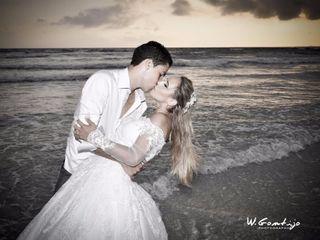 O casamento de Dayanna e Diego