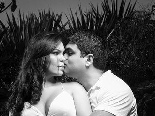 O casamento de Elisangela e Eli Jr 1