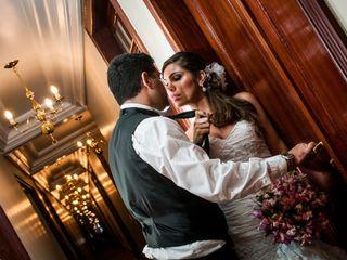 O casamento de Elisangela e Eli Jr