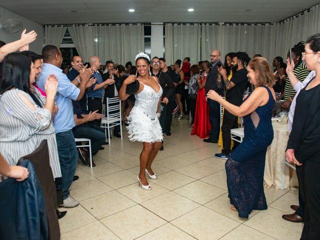 O casamento de Wagner e Rosa em Diadema, São Paulo 10