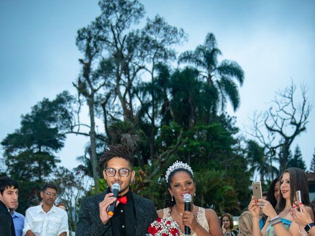 O casamento de Wagner e Rosa em Diadema, São Paulo 42