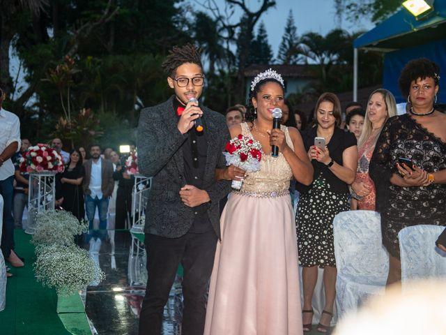 O casamento de Wagner e Rosa em Diadema, São Paulo 43