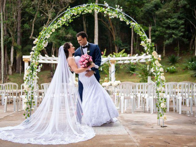 O casamento de Fernanda e Pedro