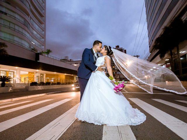 O casamento de Taiany e Felipe
