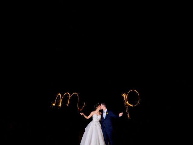 O casamento de Pamela e Matheus