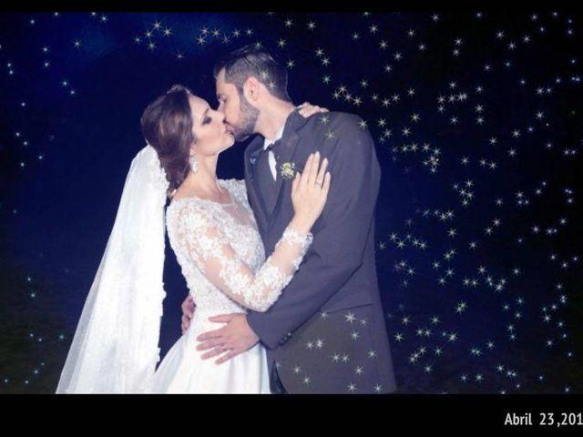 O casamento de Jéssica e Maycon
