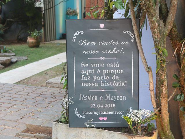 O casamento de Maycon e Jéssica em Guarujá, São Paulo 12