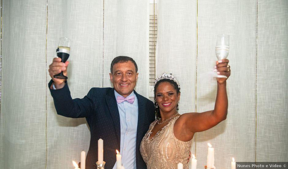 O casamento de Wagner e Rosa em Diadema, São Paulo