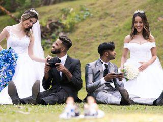 O casamento de Alessandra e Guilherme 3