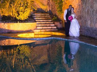 O casamento de Danielle e Fábio