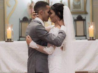 O casamento de Randerson e Rayssa
