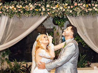 O casamento de Renata  e Taumaturgo  1