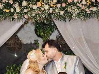 O casamento de Renata  e Taumaturgo  2