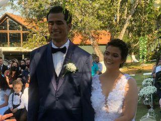 O casamento de Lais  e Magno 2