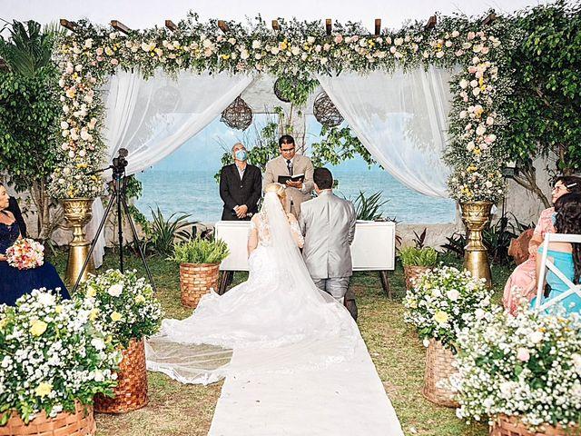 O casamento de Renata  e Taumaturgo