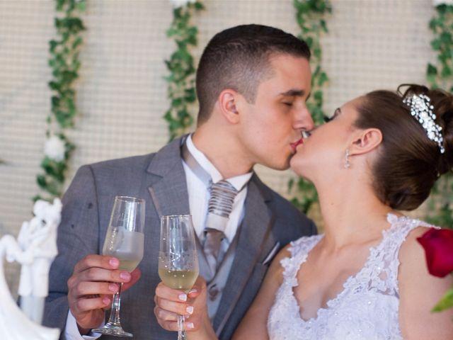 O casamento de Fernanda e Alam