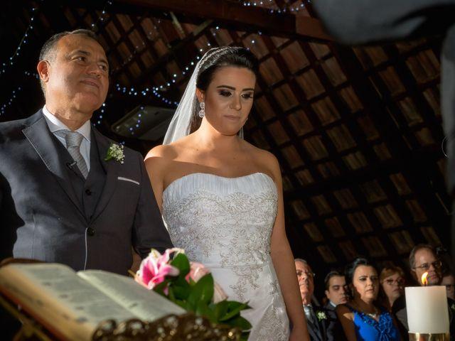 O casamento de Tatiana e Evandro