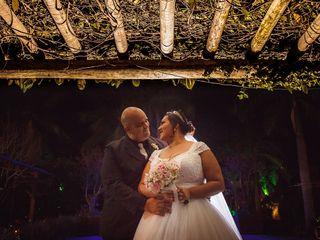 O casamento de Lidia e Vinicius