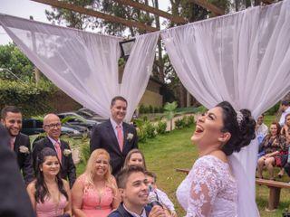 O casamento de Ligya e Lucas 1