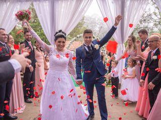 O casamento de Ligya e Lucas 2