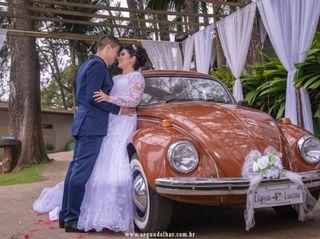 O casamento de Ligya e Lucas