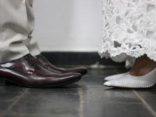 O casamento de Jane e Wellington 3