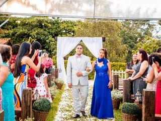 O casamento de Felipe e Daniele 2