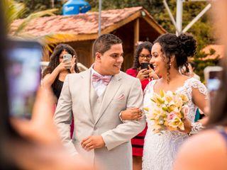 O casamento de Felipe e Daniele
