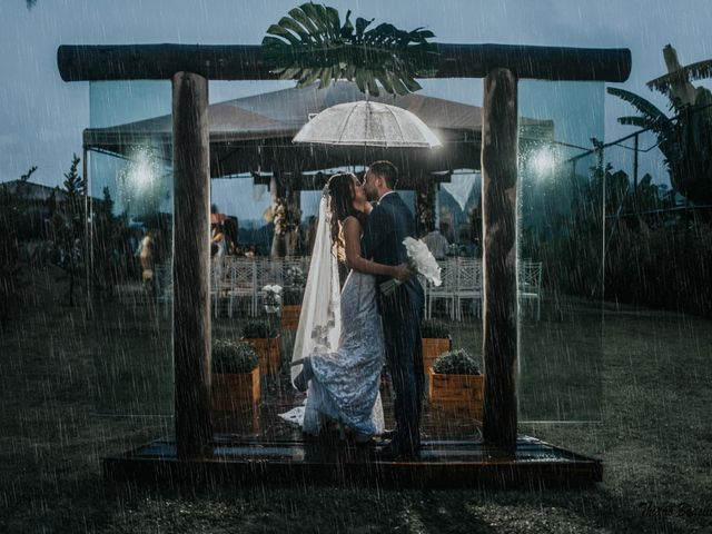 O casamento de Malu e Marcio