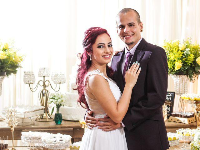 O casamento de Vanessa e Pablo