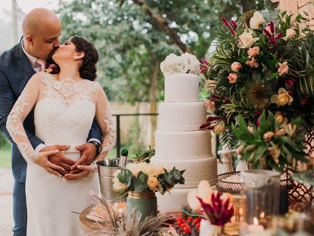 O casamento de Luana e Diego