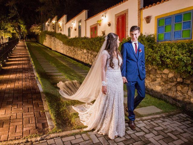 O casamento de Clareana e Lucas