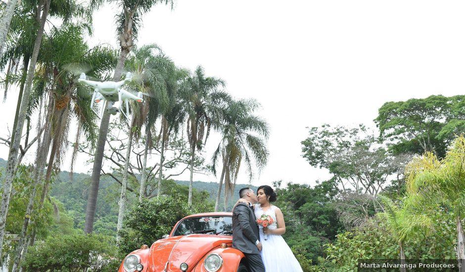 O casamento de Eder e Gabriela em Mairiporã, São Paulo