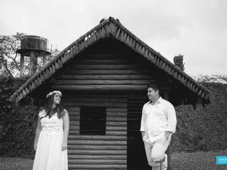 O casamento de Juliane  e Rômulo