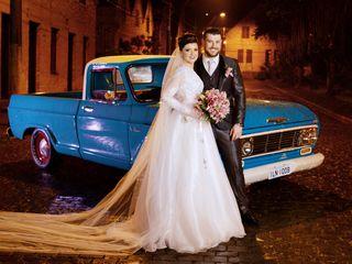 O casamento de Rosana e Marcos