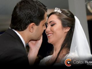 O casamento de Valéria  e Douglas