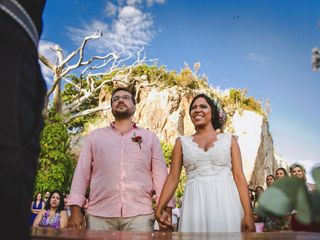 O casamento de Nathália e Jeann