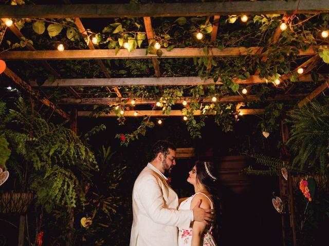O casamento de Mariana e Igor