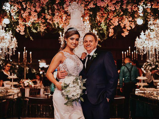 O casamento de Franciele e Cláudio